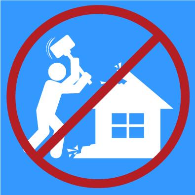 Mold Busters Tulsa Okalahoma; ; Demolition Free Mold Remediation;